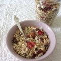 MUESLI AUX FRUITS ROUGES