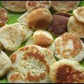 Blinis nature faciles