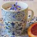 Mug cake au chocolat, orange, amande et[...]