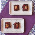 Brownie cru cacao-noix-baies de goji (vegan,[...]