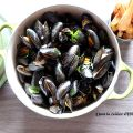 Moules marinières / White wine and parsley[...]