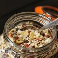 Muesli maison, of course!
