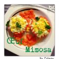 Oeuf Mimosa