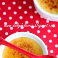 Crème brûlée for 2: Perfect dessert for our[...]