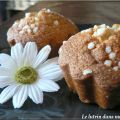 MADELEINES FACON MUFFINS FINITION CHOUQUETTES