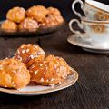 Chouquettes au Thermomix