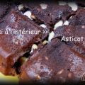 Brownie moisi aux asticots pour halloween,[...]