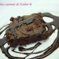 Brownie royal à la banane, Recette Ptitchef