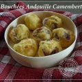 Bouchées Andouille Camembert