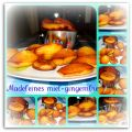 madeleines miel-gingembre