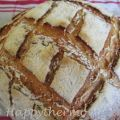 Pain de campagne - Farmhouse bread