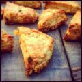 Mes scones au fromage