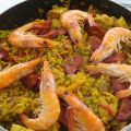Paella rapide  - 6pp/pers