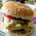 The hamburger de jamie oliver, Recette Ptitchef