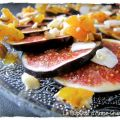 CarpacciO de Figues aux Fruits Secs