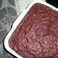 Brownie aux fruits secs