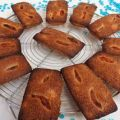 Financiers aux abricots secs