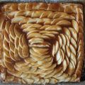 Apple tart with salted caramel (Happy birthday[...]