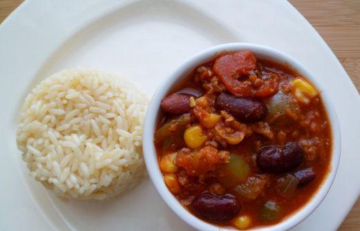 Recette chili con carne - Marmiton chili con carne ...
