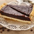 Tarte au chocolat simple