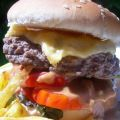 The hamburger maison d