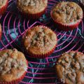 Muffins Pommes & Streusel Cannelle