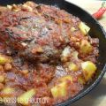 Pain de viande (Pot-roast meatloaf) de Jamie