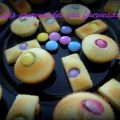 Financiers aux Smarties