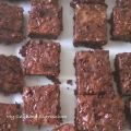 Brownie au chocolat et au riz soufflé (Brownie[...]