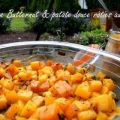 Courge butternut et patate douce rôties au[...]