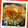 Couscous (Thermomix) - Cuscús (Thermomix)