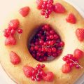 Baba au rhum fruits rouges