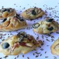 Madeleines bacon, cumin et olives, Recette[...]