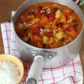 Minestrone simple