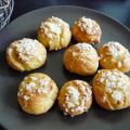 Chouquettes (2e version) au thermomix ou sans